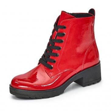 Marco Tozzi Boots - rot