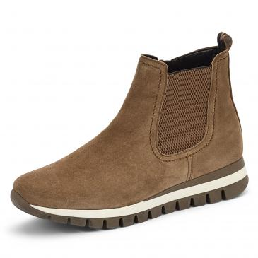 Gabor Comfort Chelsea Boots - taupe