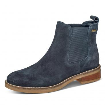 s.Oliver Chelsea Boots - blau