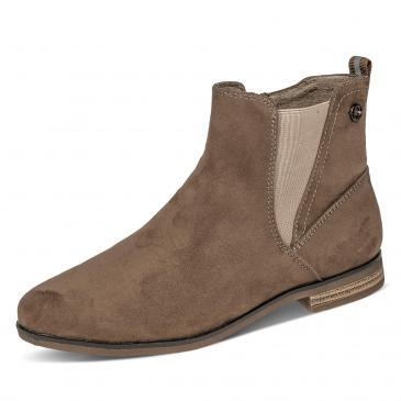 s.Oliver Chelsea Boots - braun
