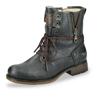 Mustang Stiefelette - anthrazit