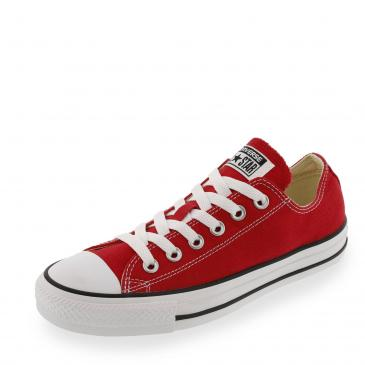 CONVERSE Chuck Taylor ALL STAR Ox Sneaker - rot