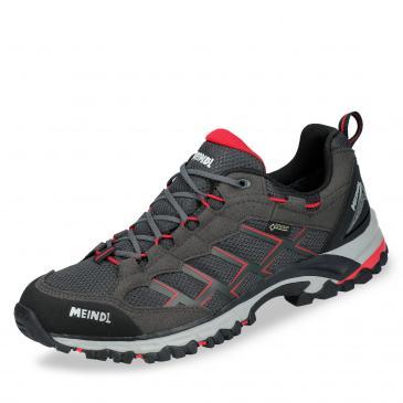 MEINDL Caribe GORE-TEX Outdoorschuh - anthrazit/rot