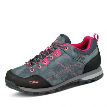 CMP Alcor Low Clima Protect Wanderschuh - anthrazit/pink