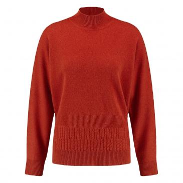 Gerry Weber Casual Pullover - haselnuss
