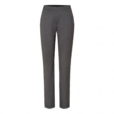 Relaxed by Toni Alice New Hose - anthrazit/schwarz/rot/gemustert