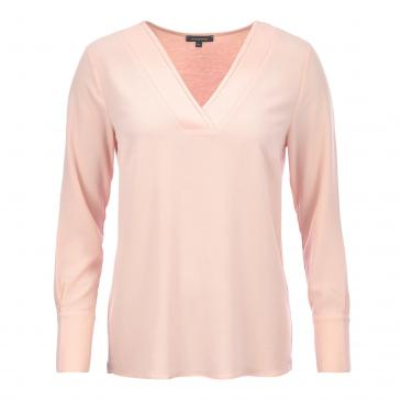 More & More Bluse - rose
