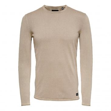 Only & Sons Pullover - beige