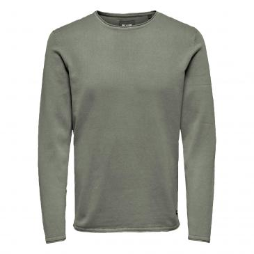 Only & Sons Pullover - khaki